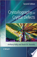 Crystallography And Crystal Defects Book PDF