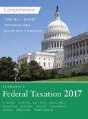 Pearson's Federal Taxation 2017 Comprehensive