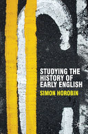 Studying the History of Early English [Pdf/ePub] eBook