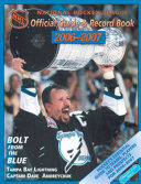 The National Hockey League Official Guide & Record Book