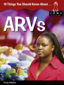 Books - Junior African Writers Series HIV/Aids Lvl D: ARVs | ISBN 9780435035341