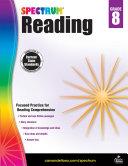 Spectrum Reading Workbook, Grade 8 [Pdf/ePub] eBook