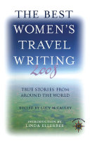 The Best Women s Travel Writing 2008
