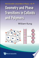 Geometry and Phase Transitions in Colloids and Polymers Book