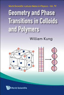 Geometry and Phase Transitions in Colloids and Polymers