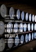 Craft Beverages and Tourism, Volume 2 [Pdf/ePub] eBook