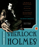 The New Annotated Sherlock Holmes  The Complete Short Stories  The Return of Sherlock Holmes  His Last Bow and The Case Book of Sherlock Holmes  Vol  2   The Annotated Books