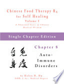 Chinese Food Therapy Rx For Self Healing Book PDF