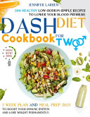 Dash Diet Cookbook for Two