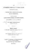 The Fundamental Principles of Modern Judaiam Investigated