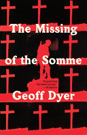 Pdf The Missing of the Somme