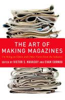 The Art of Making Magazines