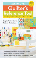 All in One Quilter s Reference Tool