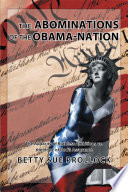 The Abominations of the Obama Nation