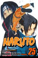 Naruto, Vol. 25