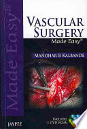 Vascular Surgery Made Easy Book