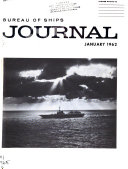 Bureau of Ships Journal