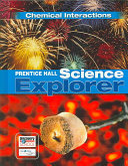 Prentice Hall Science Explorer Book