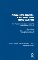 Pdf Organizational Change and Innovation Telecharger