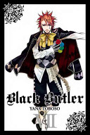 link to Black butler in the TCC library catalog