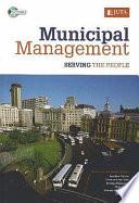 Municipal Management Book