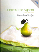 Intermediate Algebra Value Package (Includes Mathxl 12-Month Student Access Kit)