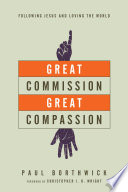 Great Commission  Great Compassion