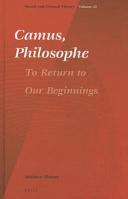 Camus  Philosophe