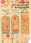 Handbuch der ägyptischen Königsnamen