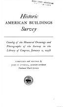 Historic American Buildings Survey
