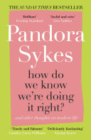 How Do We Know We re Doing It Right  Book PDF