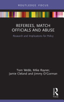 Referees, Match Officials and Abuse Pdf/ePub eBook