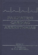 Paediatric Cardiac Arrhythmias