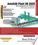 Autocad Plant 3d 2020 For Designers 5th Edition