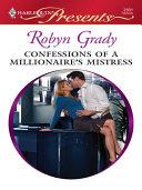 Confessions of a Millionaire's Mistress Pdf/ePub eBook