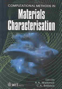 Computational Methods in Materials Characterisation