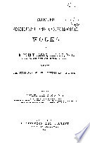The Works of Sir James Y. Simpson, Bart. Volume I.-[III].: Selected obstetrical & gynæcological works, containing the substance of his lectures on mid-wifery. Edited by J.W. Black, 1871, xiii, 852 p