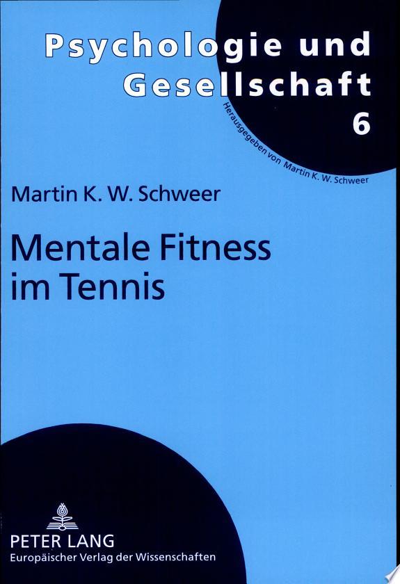 Mentale Fitness im Tennis