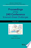 Proceedings Of The 240 Conference Book PDF