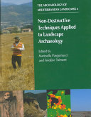 Non Destructive Techniques Applied To Landscape Archaeology