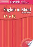English in Mind Levels 1A and 1B Combo Teacher s Resource Book