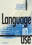 Language in Use Upper-intermediate Self-study Workbook with Answer Key