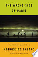 The Wrong Side of Paris Book