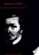 Jonathan Odell Loyalist Poet Of The American Revolution