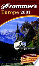Frommer's Europe 2001