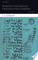 Robinson's Paradigms and Exercises in Syriac Grammar