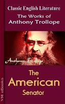 The American Senator Pdf/ePub eBook