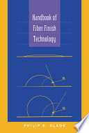 Handbook of Fiber Finish Technology