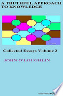 A Truthful Approach To Knowledge Book PDF