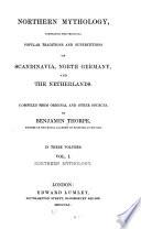 Northern mythology Book